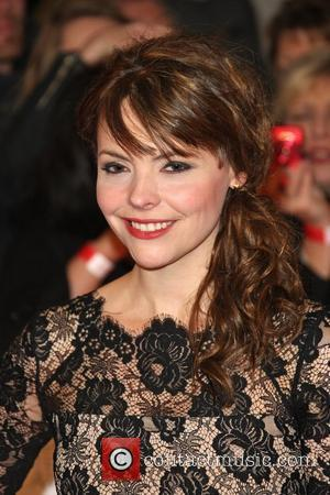 Kate Ford The National Television Awards 2012 (NTA's) - Arrivals London, England - 25.01.12