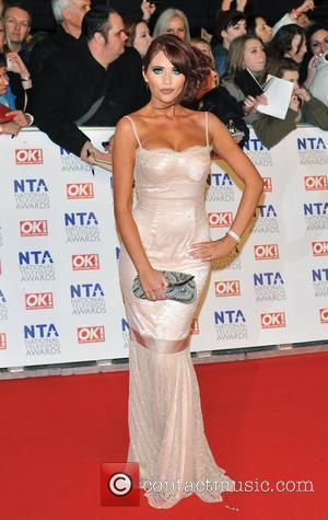 Amy Childs and O2 Arena