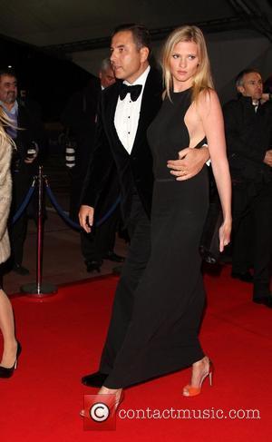 David Walliams and Lara Stone The National Television Awards 2012 (NTA's) London, England - 25.01.12