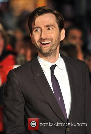 David Tennant Nativity 2 World Premiere held at the Empire, Leicester Square - Arrivals. London, England - 13.11.12