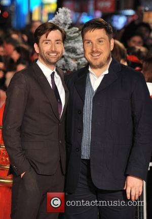 David Tennant and Marc Wooton