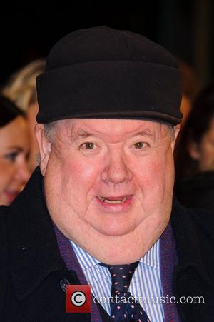 Ian McNeice Nativity 2 World Premiere held at the Empire, Leicester Square - Arrivals. London, England - 13.11.12
