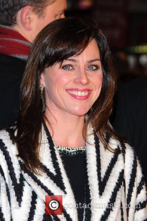 Jill Halfpenny Nativity 2 World Premiere held at the Empire, Leicester Square - Arrivals. London, England - 13.11.12