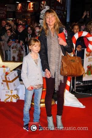 Sara Cox Nativity 2 World Premiere held at the Empire, Leicester Square - Arrivals. London, England - 13.11.12