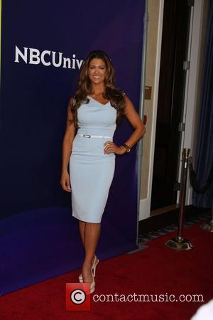 Eva Marcille NBC Universal Press Tour at Beverly Hilton Hotel Beverly Hills, California - 24.07.12