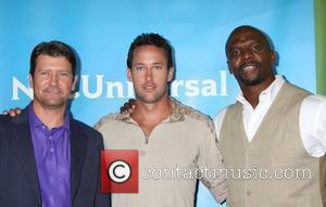 Terry Crews and Beverly Hilton Hotel