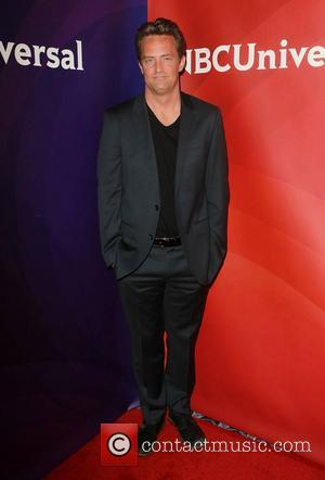 Matthew Perry NBC Universal Press Tour at Beverly Hilton Hotel Beverly Hills, California - 24.07.12