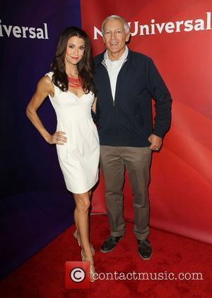 Samantha Harris and Chris Clark