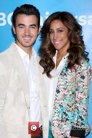 Kevin Jonas and Beverly Hilton Hotel