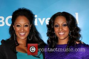 Tia Mowry and Beverly Hilton Hotel