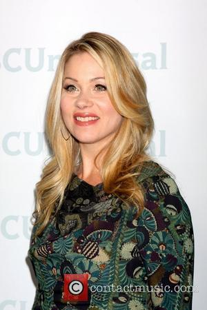 Christina Applegate NBC Universal's Winter Tour party at The Athenaeum - Arrivals  Los Angeles, California - 06.01.12