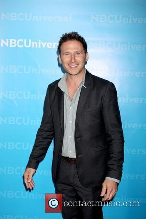 Mark Feuerstein NBC Universal's Winter Tour party at The Athenaeum - Arrivals  Los Angeles, California - 06.01.12