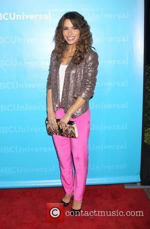 Sarah Shahi  NBC Universal's Winter Tour party at The Athenaeum - Arrivals  Los Angeles, California - 06.01.12