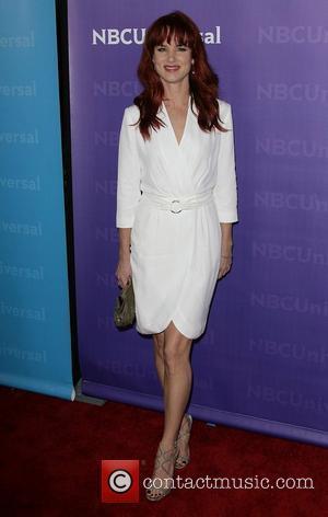 Juliette Lewis NBC Universal's Winter Tour party at The Athenaeum - Arrivals Los Angeles, California - 06.01.12