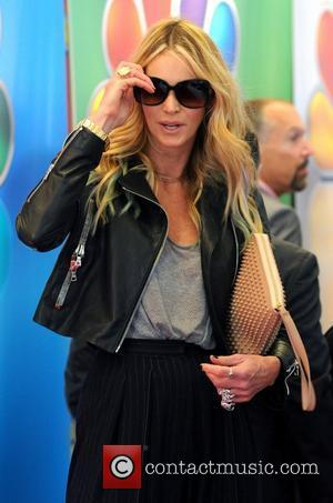 Elle Macpherson  2012 NBC Upfront Presentation at Radio City Hall - Arrivals New York City, USA - 14.05.12