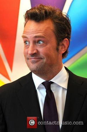 Matthew Perry  2012 NBC Upfront Presentation at Radio City Hall - Arrivals New York City, USA - 14.05.12