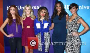 Una Healy, Mollie King, Vanessa White, Rochelle Humes and Frankie Sandford