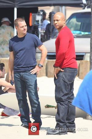 Chris O'donnell and Cool J