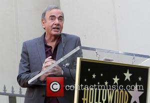Neil Diamond  is honoured with a star on the Hollywood Walk of Fame, held on Hollywood Boulevard Los Angeles,...