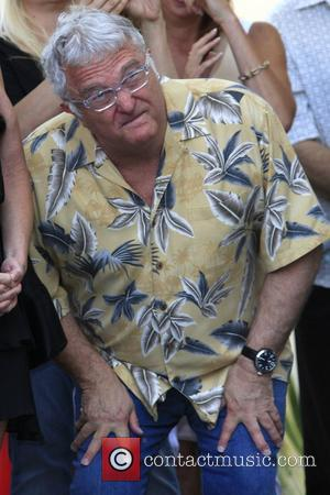 Randy Newman Performs At Jerry Buss' Memorial