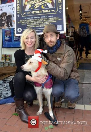 Neil Hannon and Cathy Davey