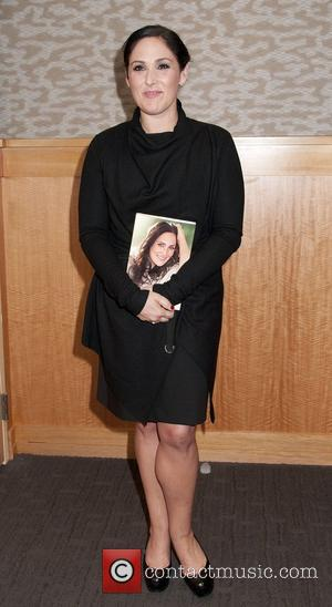 Ricki Lake promotes her book 'Never Say Never' at Barnes & Noble. New York City, USA - 19.04.12