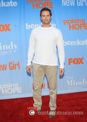 Garret Dillahunt  at the New FOX Tuesday screening event held at The Broad Stage. Santa Monica, California - 26.08.12