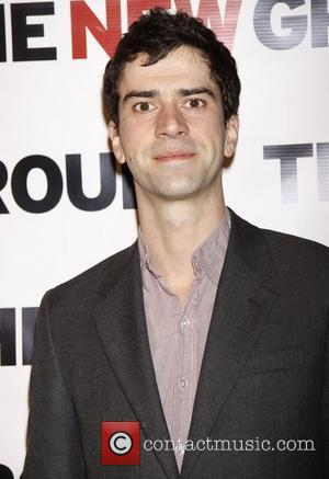 Hamish Linklater  Off-Broadway's The New Group 2012 Gala, held at the Edison Ballroom - Arrivals.  New York City,...