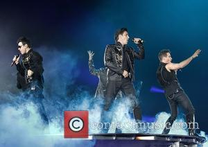 New Kids On The Block, Backstreet Boys and Liverpool Echo Arena