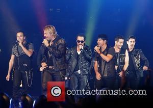 Nick Carter, Backstreet Boys and Liverpool Echo Arena