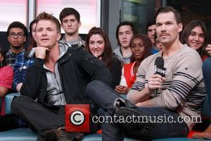 Charlie Bewley and Daniel Cudmore