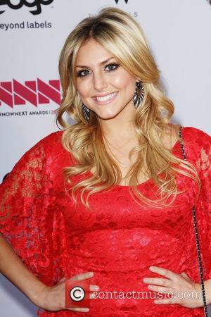 Cassie Scerbo  LOGO's 2012 'NewNowNext' Awards held at Avalon  Hollywood, California - 05.04.12