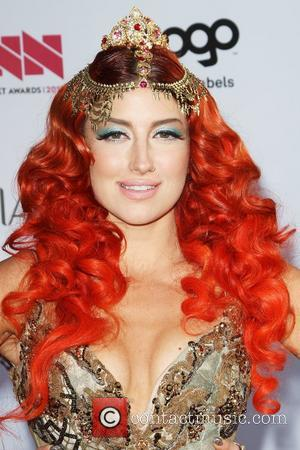 Neon Hitch  LOGO's 2012 'NewNowNext' Awards held at Avalon  Hollywood, California - 05.04.12