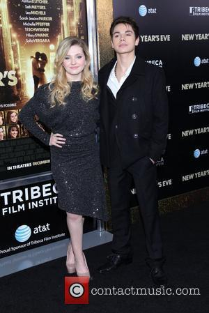 Abigail Breslin and Ziegfeld Theatre
