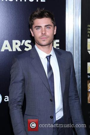 Zac Efron and Ziegfeld Theatre