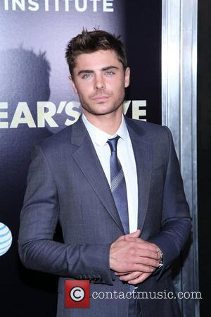Zac Efron  New York premiere of 'New Year's Eve' at the Ziegfeld Theatre - Arrivals  New York City,...