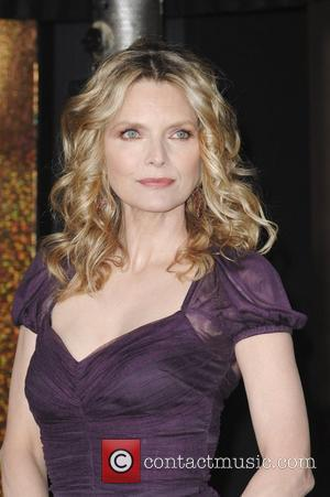 Michelle Pfeiffer and Grauman's Chinese Theatre