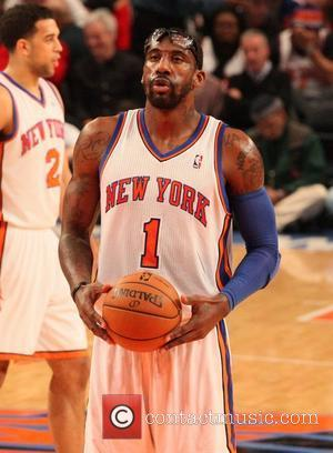 Amar'e Stoudemire Madison Square Garden New York Knicks vs Sacramento Kings 02 15 12 NYC nyk win