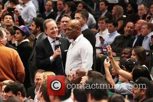 Mike Tyson and Madison Square Garden