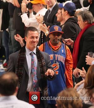 Spike Lee and Madison Square Garden