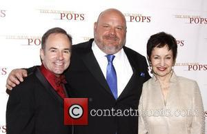 Kevin Chamberlin and Lynn Ahrens