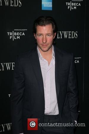 Ed Burns  The New York Premiere of 'Newlyweds' held at the Crosby Street Hotel New York City, USA -...