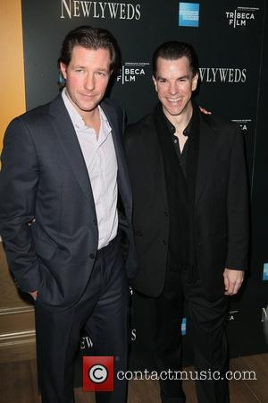 Ed Burns, Mike McGlone The New York Premiere of 'Newlyweds' held at the Crosby Street Hotel New York City, USA...