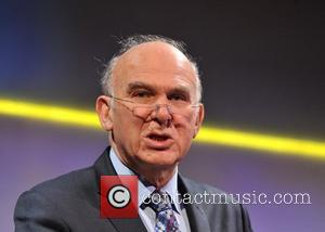 Business Secretary Vince Cable and Grosvenor House