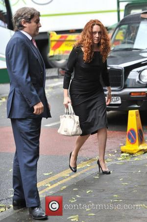 Charlie Brooks and Rebekah Brooks arrive at Southwark Crown Court to answer charges of conspiring to pervert the course of...