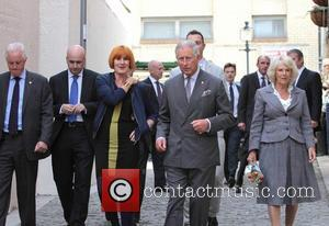 Prince Charles, Camilla, Mary Portas and Matthew's Yard