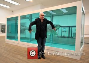 Damien Hirst On Using Money To Get People's Attention