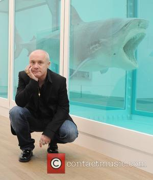 Damien Hirst's Love Split