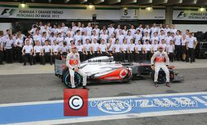 Jenson Button, Lewis Hamilton, Brazilian Formula, Grand Prix and Interlagos