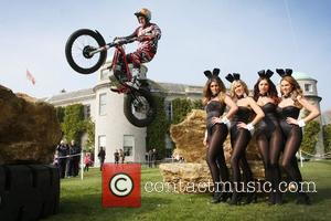 Atmosphere and Goodwood Festival Of Speed